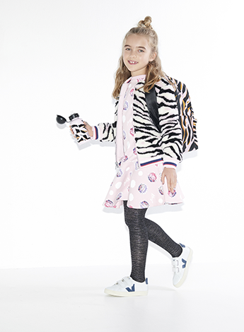 Kenzo Kids Fashion Girl