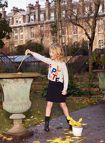Sonia-Rykiel Kids Fashion Girl