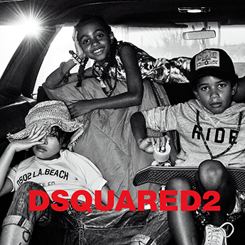 DSQUARED2 kids D2