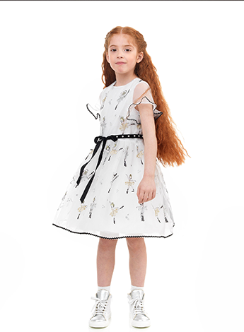 Simonetta Kids Fashion Girl